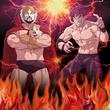 「旗揚!けものみち」DDTプロレスリングのHARASHIMA、MAOが出演する実写PV公開