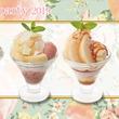 多彩な味わいを楽しめる4種のミニパルフェ!デニーズ「桃デザート」