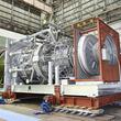 本社自動車工場の自家発電用14.4万kW級GTCCコージェネ設備2系列を構成