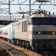 東京 仙台直通 在来線特急復活、EF510カシ釜+E657系新造 甲種輸送の2011年【写真】