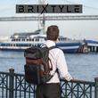 収納スペース20箇所以上! 多機能トラベルビジネスバッグ「BRIXTYLE」