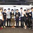 優勝はプロ棋士の藤井 猛選手。ウメハラ選手や岡本信彦さんなど,各界の有名人が集まった「ポケモンカード ミュウツーHR争奪戦」の模様をお届け
