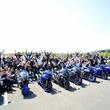 【100台超】十国峠にヤマハR1とR6のオーナーが集まった!