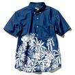 『機動戦士ガンダム』のアロハシャツが登場!自然と調和したガンダムやシャア専用ザクIIに注目!