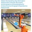 この動画はリアル? フェイク? ボウリングの球をノーバウンドで投げるロボットアーム