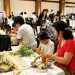 子供たちの成長を願う可愛いイベント「スイスの花祭り」が山梨県北杜市で開催