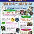 夏休み、理科体験をしたい方に! 豆の標本づくりワークショップ&科学絵本の講演会、8/5愛知県豊田市にて開催!