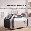 ポータブルエアコン「Zero Breeze Mark Ⅱ」は夏のキャンプに大活躍!