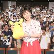 小林幸子、ポケモン映画試写会でもらい泣き 名曲披露でファンの泣き声に「私は皆さんのお母さんの気分」