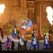 TDL、シンデレラ城前で6年ぶりステージショー! 水と炎で大盛り上がり