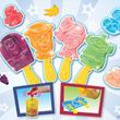「トイ・ストーリー4」に登場するキャラクターのアイスキャンディーが作れる!ウッディやボー・ピープ、フォーキーなどのかわいいキャラクターがいっぱい!