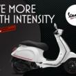 ベスパ スプリント 150 ABS カーボンの新型を30台限定で発売