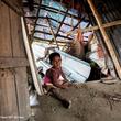 バングラデシュ:モンスーンによる豪雨、ロヒンギャ難民キャンプ直撃【プレスリリース】