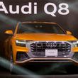 アウディの新型車「Q8」が登場! デザイナーは生粋のガソリン頭?