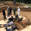ナポレオン時代の仏将軍の遺体、遠征先のロシアで発見