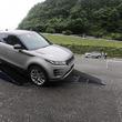 【新型イヴォーク特設路試乗】素のままで悪路もガシガシ走行できます