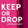 FLOWFUSHI新ブランドUZU 新マスカラの「ネーミング&全ラインナップ」を10万人の声により決定します。7月10日(水)よりモテマスカラ「KEEP OR DROP」キャンペーン*が始動。