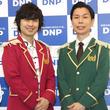 寺島惇太&ハライチ岩井「KING OF PRISM」制服姿で明暗?「痩せようと思いました…」