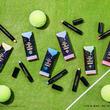「新テニスの王子様」青学や氷帝などをイメージした、時間経過で色合いが変わるリップ