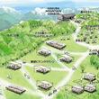 標高1,289mの白馬岩岳山頂にスノーピーク監修の絶景マウンテンリゾート空間「IWATAKE GREEN PARK(イワタケ グリーン パーク)」7/13オープン