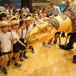 夏休み開催! 体験型リアル恐竜ショー「恐竜どうぶつ園2019」のプレイベント開催