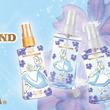エレガントなパッケージのボディミストとハンドクリーム!FERNANDA「アリス」ディズニーコレクション