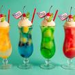 夏のフルーツがごろごろ! レトロ可愛い「クリームソーダ」&話題の「黒糖タピオカドリンク」 肉が旨いカフェ「NICK STOCK(ニックストック)」7/12(金)より夏ドリンク提供スタート!