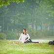 【軽井沢マリオットホテル】緑豊かなホテル中庭で、爽快な早朝ヨガ体験を。宿泊プラン「Karuizawa Wellness -Morning Yoga-」を発売