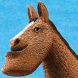 ウマやニワトリがほのぼのしゃくれる!大人気「シャクレルプラネット」第5弾に牧場の動物たちが大集合!!