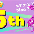 アニメ、マンガ、コスプレ、アイドル、ゲームに萌えるドメイン「.moe」、誕生5周年キャンペーン開催!期間限定価格555円でご提供