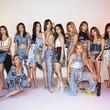 E-girlsが多様な個性&タピオカダンスで魅了、「シンデレラフィット」MV公開