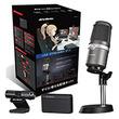 AVerMedia,実況配信初心者向けセット「Live Streamer 311」を発売。USBキャプチャデバイスとマイク,Webカメラがセットに