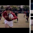 ラグビー応援WEBマガジン「楕円球LOVE!」よりショートムービー「Rの男」ラグビー好きの滝藤賢一さんが、ついにラグビー初挑戦!7月12日(金)より公開
