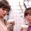 新垣里沙、最高だったタピオカドリンクの店を紹介「とてもとても美味しかったー!」