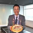 遠藤憲一、テレながらも喜び語る「すっかりオヤジになりましたけれども、誕生日をやっていただいてありがとうございます」