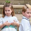 パパたちを応援! アーチーくん、ルイ王子…ポロの試合に英王室キッズが勢ぞろい