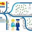 フォトスポットにスタンプラリー&記念乗車券も!京成電鉄×プラレール×葛飾区「けいせいたていし プラレール駅」