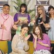 森口博子、番組で共演した片瀬那奈に驚き「感激しました」