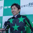 【マーキュリーC】武豊「盛岡で勝ったのはかなり久しぶり」単勝1.3倍グリムが勝利!