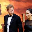 「ライオン・キング」新作の欧州プレミア、英ヘンリー王子夫妻出席