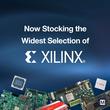 マウザー、ザイリンクス社の幅広い製品ラインの取り扱いを開始