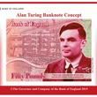イギリス紙幣にアラン・チューリング氏 コンピュータやAIの父、同性愛で有罪の過去も