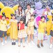 小林幸子と中川翔子が「風といっしょに」披露、ピカチュウやミュウツーも登場