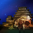 世界遺産・国宝 姫路城 で繰り広げられる幻想のナイトウォーク           「おとぎ幻影伝」2019年11月9日より開催決定!