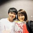 小林麻耶、誕生日は夫と映画館デート 2ショットに「お顔がソックリ」の声