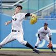 日米大学野球 侍Jが先勝 森下が最速151キロで5回9K 5投手で圧巻18Kで零封