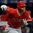 【MLB】大谷、快足飛ばし先制打! 「ボブルヘッドデー」で自己最長12戦連続出塁&40打点到達