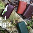 ミニマルなのに取り出しやすく、小銭や小物の収納にも使える多様なポケット付きSoul Knight社製カードケース「BELLOWS」7月16日よりクラウドファンディングスタート!
