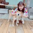 「犬、ご満悦(笑)」瀧本美織、地元・鳥取を訪れた際の撮影オフショットにファンほっこり