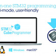 STM32マイコンのプログラミングを簡略化し、ファームウェアIPを保護するマルチOS対応ソフトウェア・ツールを発表